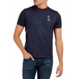 North Sails Winton t-shirt navy blue