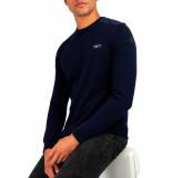 North Sails Knitwear howick round neck navy blue