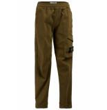 Stone Island Pants military green