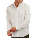 Closed Collarless shirt ivory