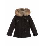 Parajumpers Doris jacket girl black