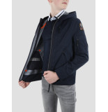 Parajumpers Yakumo boy jacket navy