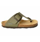 Kipling Slippers juan 4 khaki