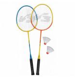 V3 tec Badminton set 2stuks