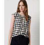 Someday | blouse met print zaccarina