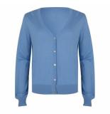 Esqualo Vest sp21.03012 blue