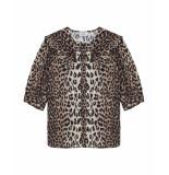 Catwalk Junkie Top bl wild leopard