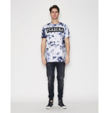Nena and Pasadena T-shirt randal floyd blue blauw