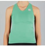 Sportful Fietsshirt women kelly top acqua green