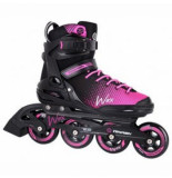 Tempish Inline skate wox 84 lady zwart roze