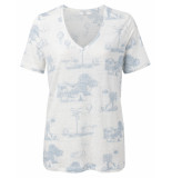 Yaya T-shirts tops 130438