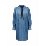 G-Star D19054-c611 v-neck tunic dress ls