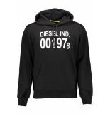 Diesel Saun s-girk trui zonder rits