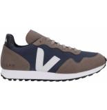 Veja Sneaker grijs blauw