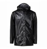 Rains Regenjas jacket shiny black