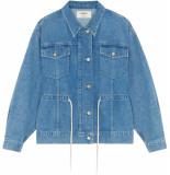 Ba&sh Edson jeans jas