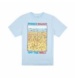 Vans T-shirt bambino by x wheres wal vn0a5e3p3wo