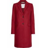Tommy Hilfiger Klassieke jas rood