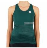 Sportful Fietsshirt women giara top sea moss 2021