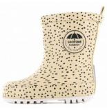 Shoesme Regenlaars rainboot dots