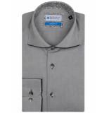 Bos Bright Blue Uni overhemd 7-08/0028