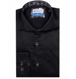 Bos Bright Blue Uni overhemd 7-12/0020