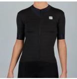 Sportful Fietsshirt women kelly short sleeve jersey black