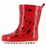 Shoesme Regenlaars rainboot bliksem