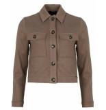 NickJean Blazer njs9365 tory wool
