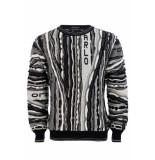 Carlo Colucci Knitwear multicolour black