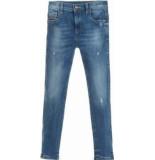 Diesel Sleenker-j-n jeans donker