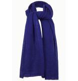 Leselles Helene sjaal classic blue