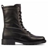 Clarks Original Enkellaars women orinoco2 style black leather