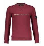 Red&Blu Sweatshirt u107-6302