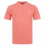 Ma.strum Icon tee shirt koraal