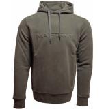 Ma.strum Embossed logo hoodie