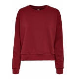 Only Play onplounge ls o-neck sweat noos -