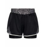 Only Play onpjudiea aop loose train shorts -