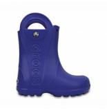 Crocs Regenlaars handle it rain boot cerulean blue