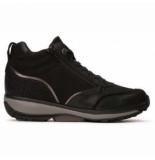 Xsensible Sneaker stretchwalker women laviano 30105.2 black