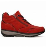 Xsensible Sneaker stretchwalker women laviano 30105.2 red kerala