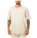 PREACH T-shirt uomo oversized air t pearled ivory 206057.1050