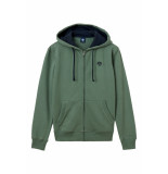 North Sails Vest organic cotton sweatshirt sea green