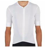 Sportful Fietsshirt monocrom jersey white