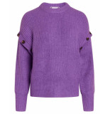 Co'Couture Pullover 92055 rowie button
