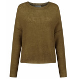 Circle of Trust Pullover w21-114 janey