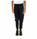 New Balance Pantaloni tuta uomo nb essential stack logo slim sweatpant mp11507bk