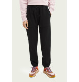 Maison Scotch 163685 sweat pants with patched on pockets