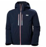 Helly Hansen Ski jas men alpha lifaloft jacket navy blue