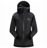 Arc'teryx Jas women zeta sl jacket black